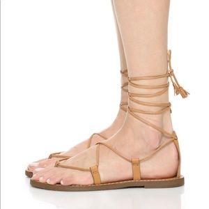 NWOT Madewell sandals